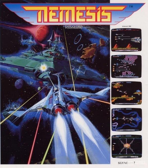 """美版的名称是""""Nemesis"""",是复仇女神的意思"""