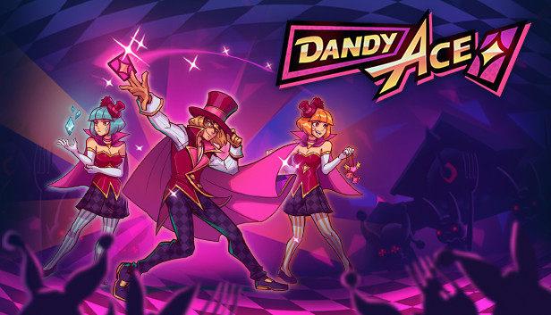 NEOWIZ发行,独立游戏《Dandy Ace》将于2021年在Steam上发售