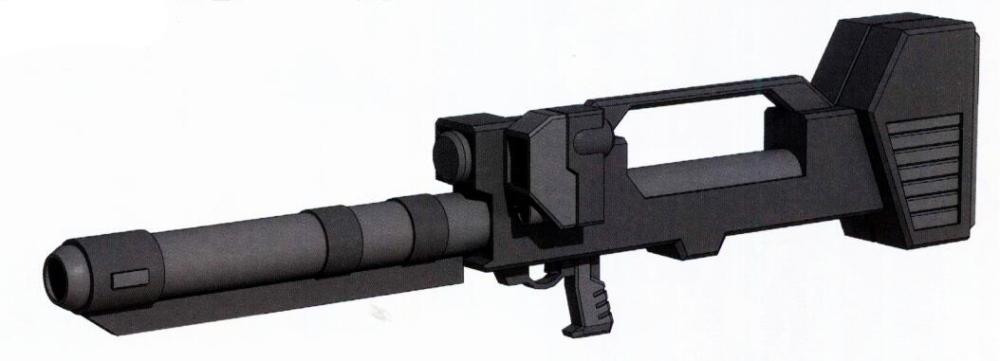 YHI YF-RC180型180MM电磁炮。由八洲重工生产。除了供弹结构为全新设计外,其余结构均直接沿用了现成的海军舰炮结构。因此该型武器开发非常迅速。