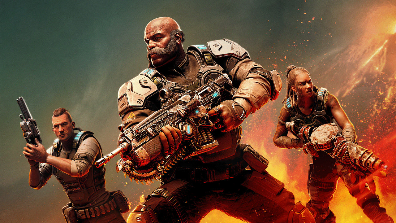 微软宣布《战争机器5》与《战争机器:战术小队》将升级至第二级别可变速率着色技术