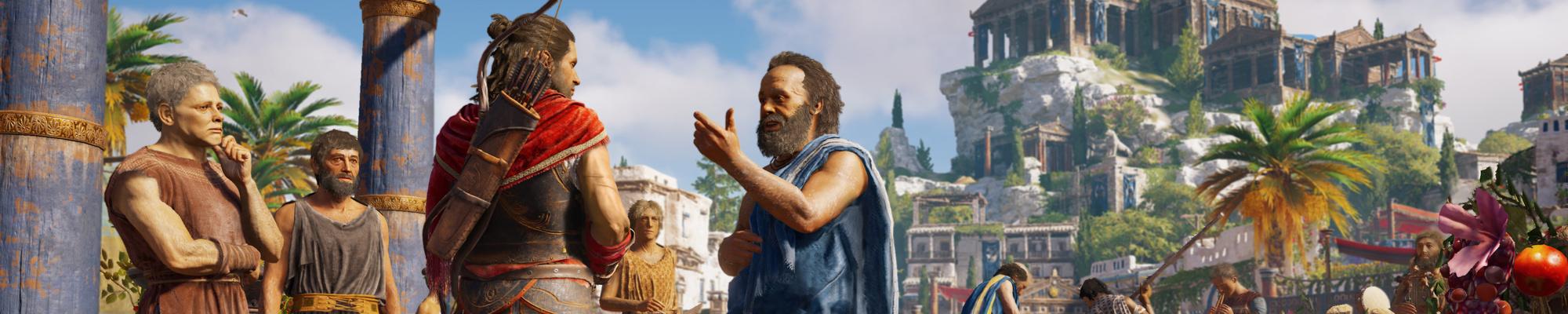 自己的日子还是要自己过,《刺客信条 奥德赛》中的古希腊也一样