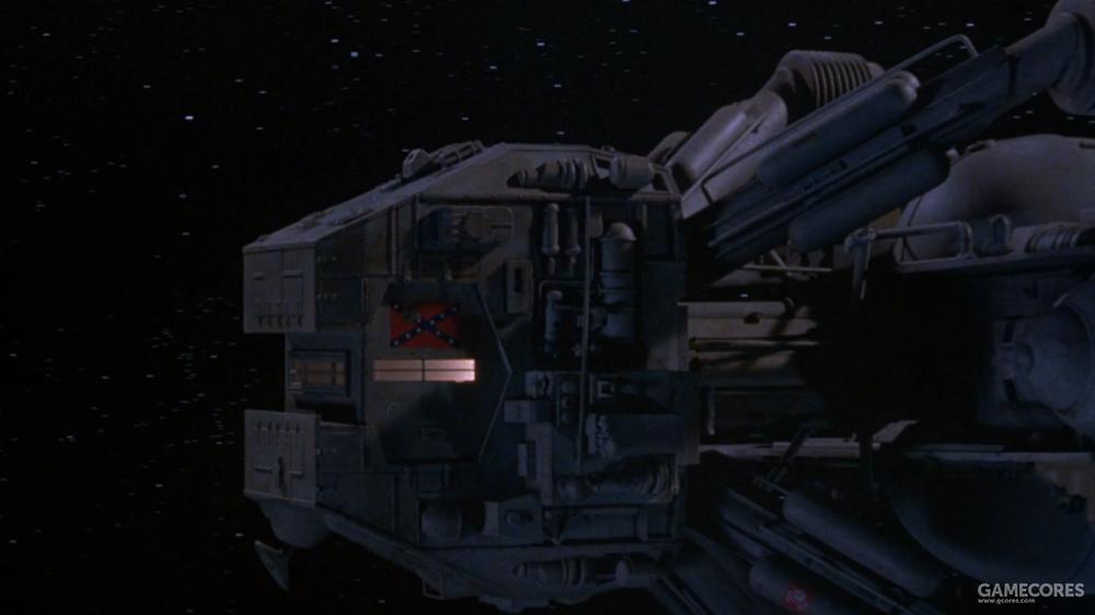 """剧照,""""太空牛仔""""的飞船"""