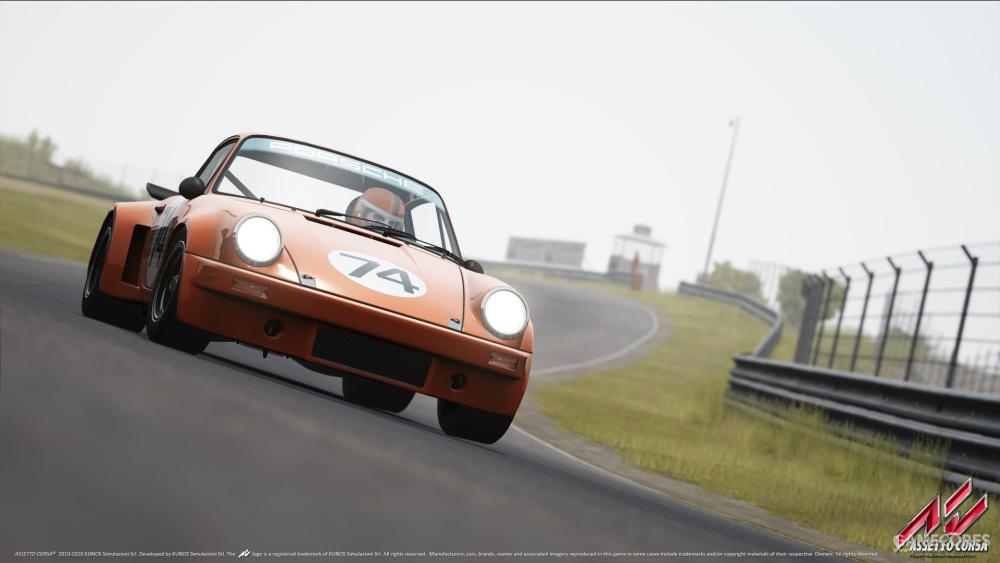 保时捷 911 Carrera RSR (神力科莎)