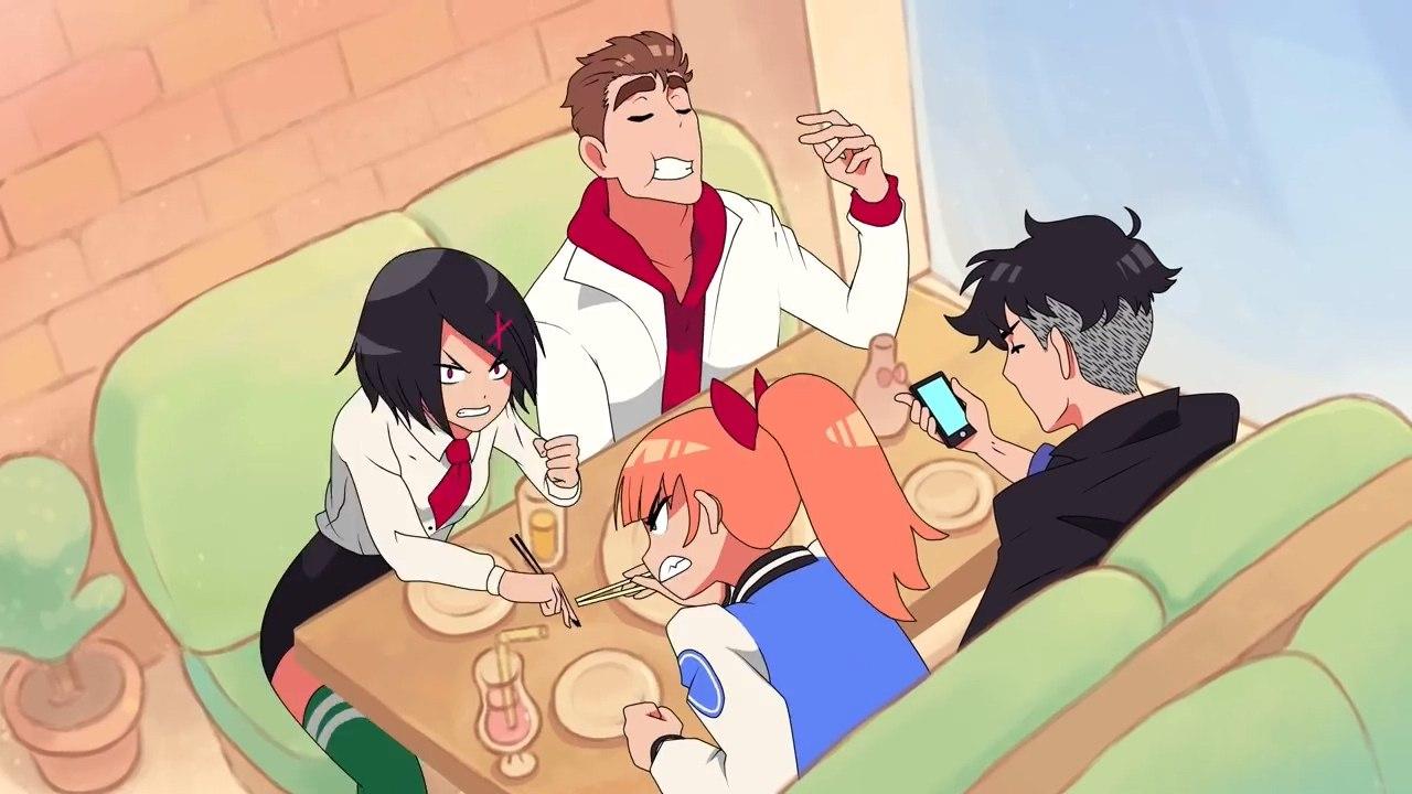 《热血少女》公开美沙子角色预告,9月5日发售