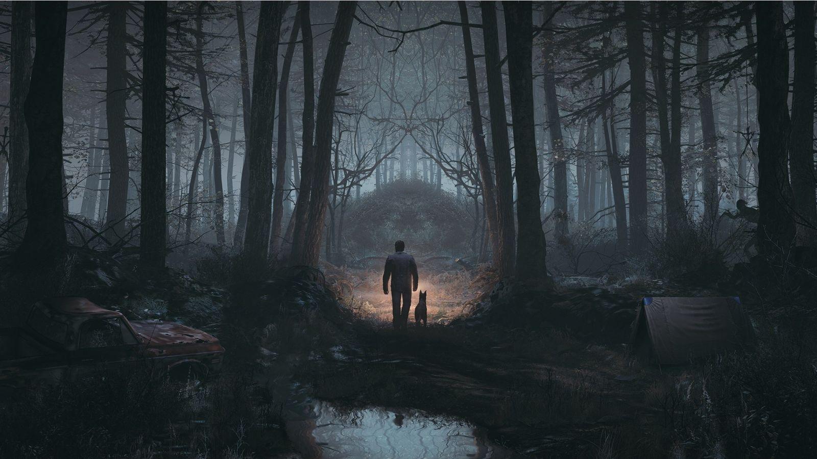 《布莱尔女巫》公布游戏时长及解锁时间