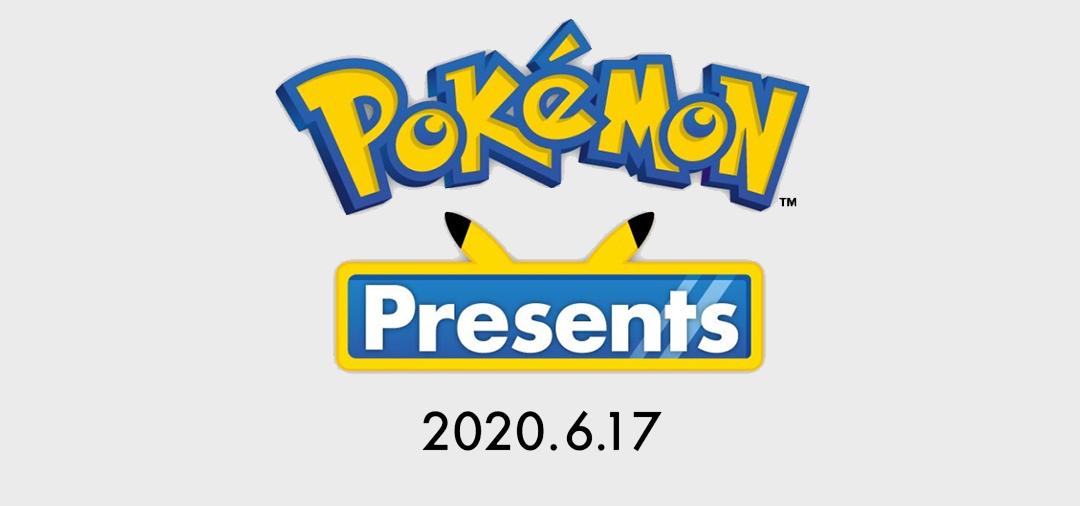宝可梦将在6月17日进行新作发表会直播