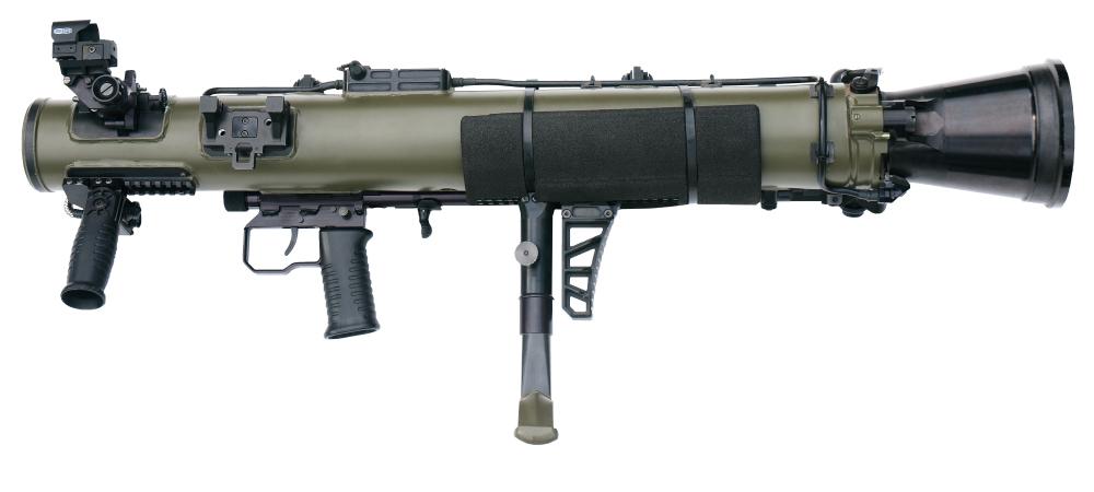 现实中的卡尔·古斯塔夫M4