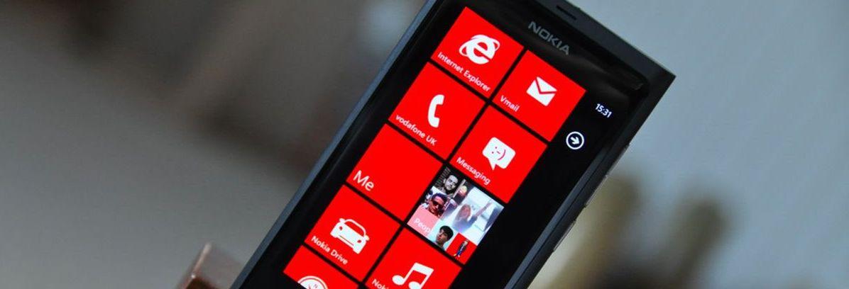 那些年,微軟硬件二三事:燃燒的 Lumia