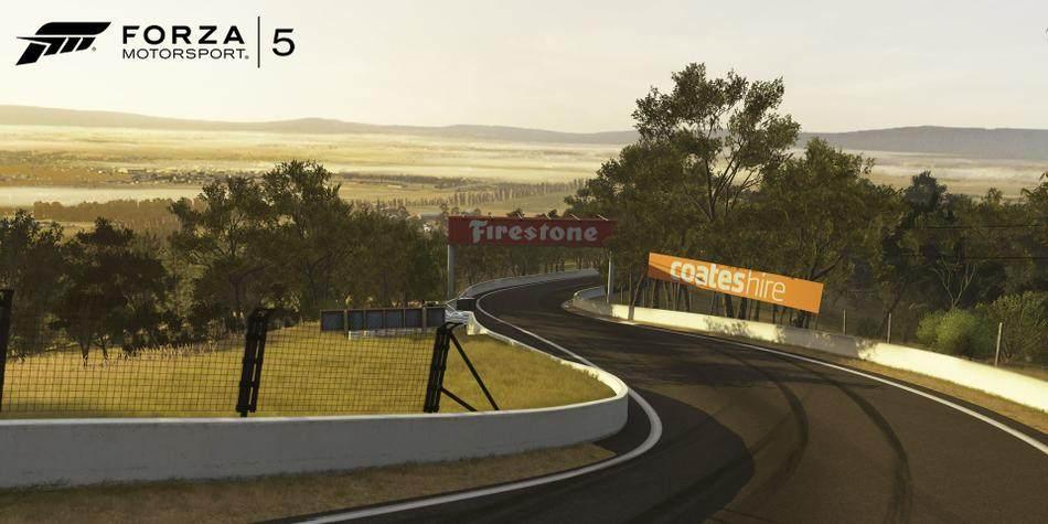 极限竞速5 最新游戏视频+画面