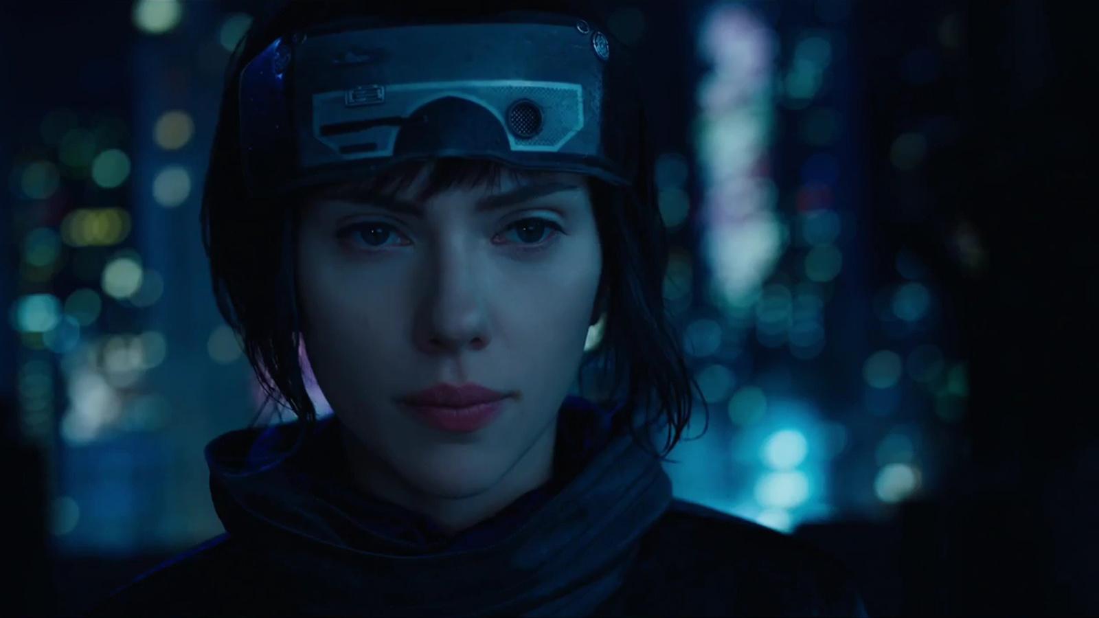 [更新]攻殼機動隊真人電影最新正式預告影像放出