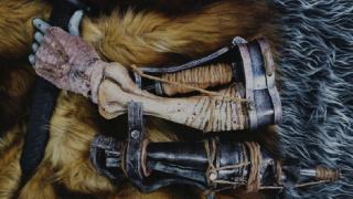 做了《只狼》中的义肢道具!