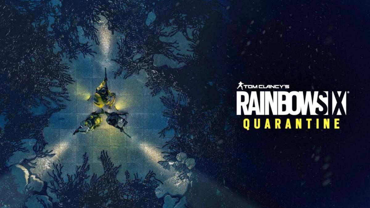 育碧否认《彩虹六号:隔离》将于3月发售传言
