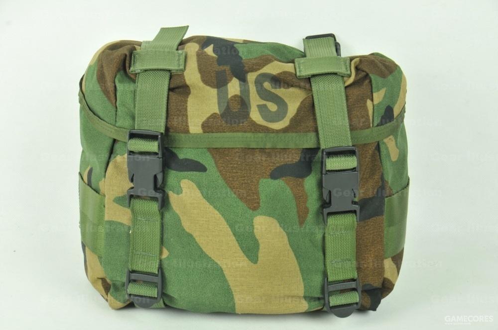后期型训练用野战腰包