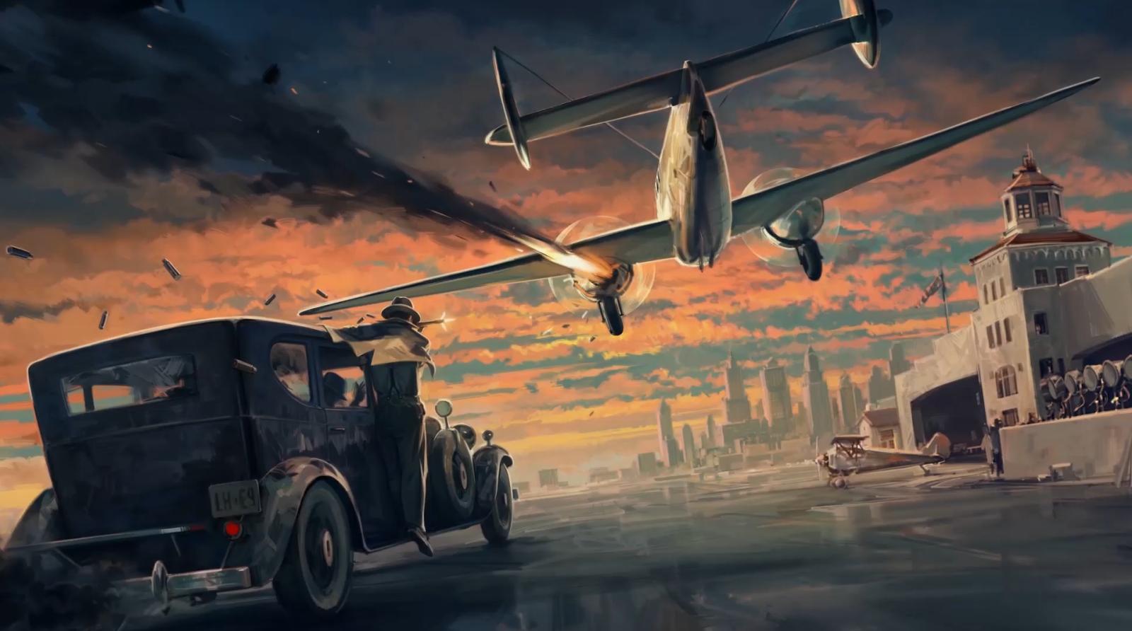 【中文字幕】《四海兄弟 最终版》公布实机演示视频