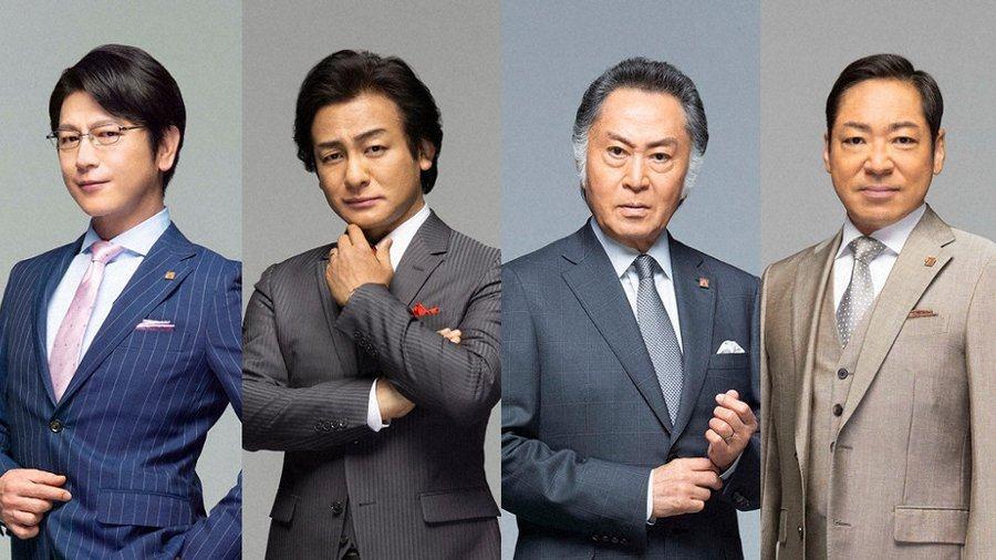 熟悉的阵容,日剧《半泽直树》第二季公布追加演员