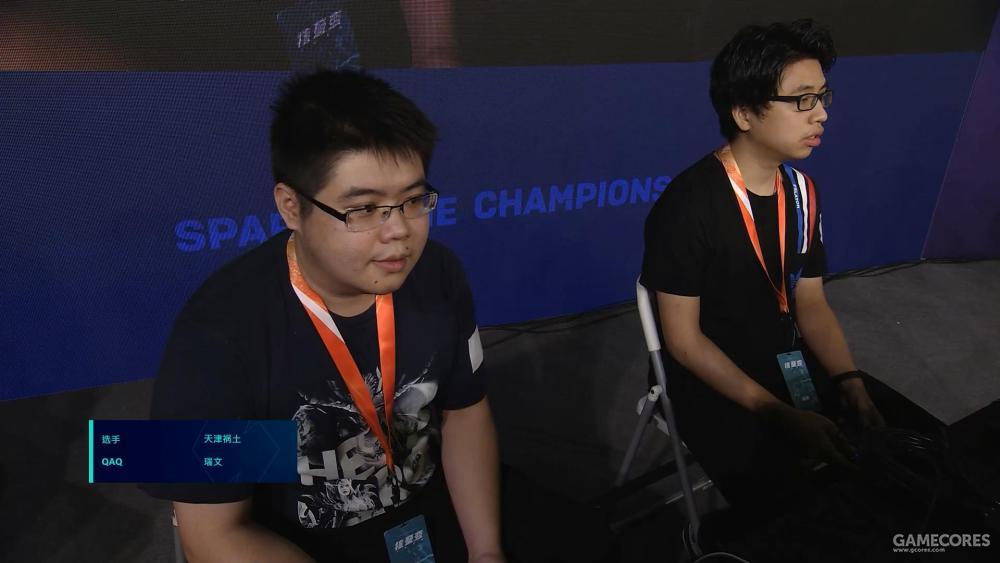 队伍:QAQ,成员:天津祸土、瑞文