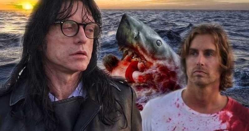 """烂片福利:""""灾难艺术家""""托米·韦素新作《大鲨鱼》放出首支预告"""