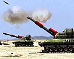 地狱火火炮,AOE火炮,对载具和步兵杀伤巨大,三台集中一点射击会在炮弹落点形成一片火海,对建筑伤害有点不足