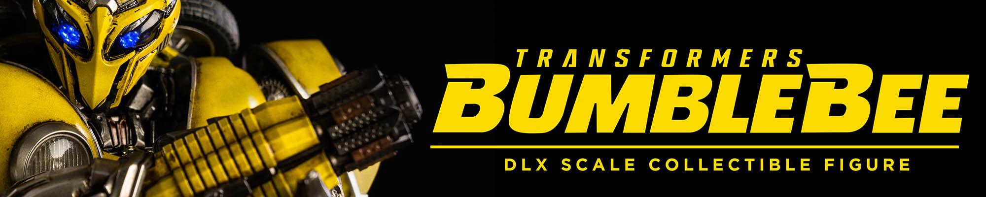 3A 公布 DLX 比例收藏系列大黄蜂模型,现已开启预订