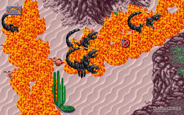 《神界:原罪》等游戏中的常用套路:战前放火