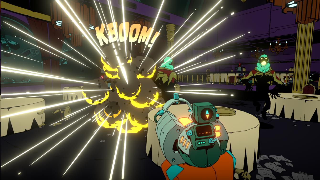 《生化奇兵》主创的 FPS 新作《虚空混蛋》本月末登录 XBOX 和 PC