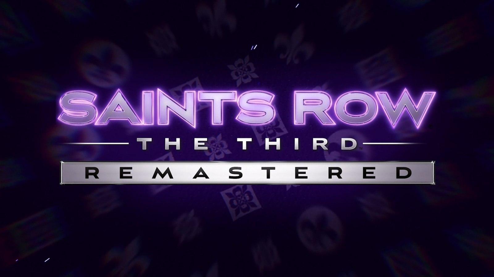 《黑道圣徒3高清复刻》版在今天正式上线,公布发售预告片