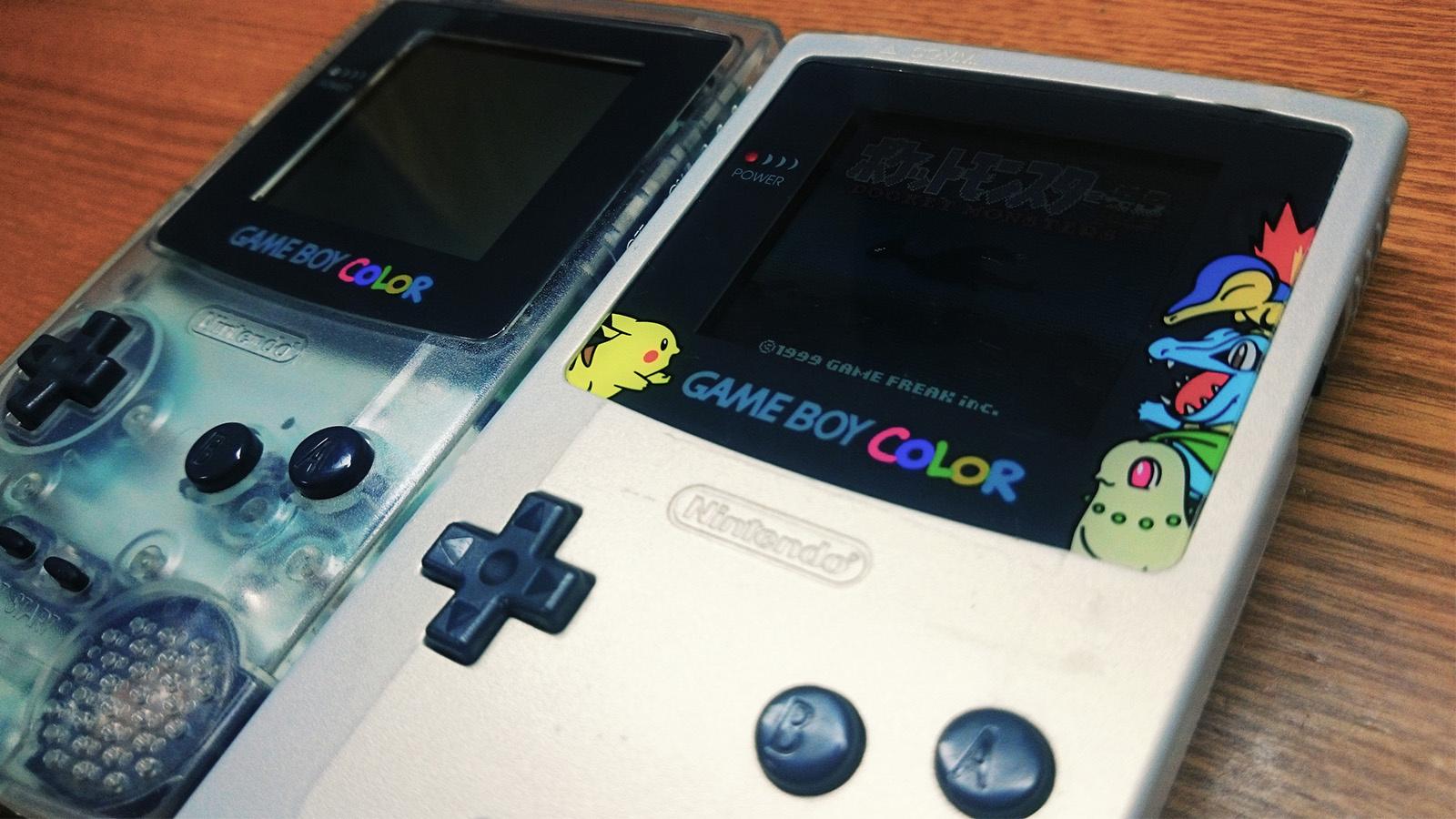 【辦公室採訪】Game Boy Color 是否曾給你的童年帶來一抹色彩