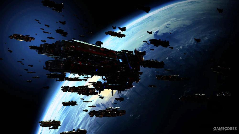 反抗军第一舰队