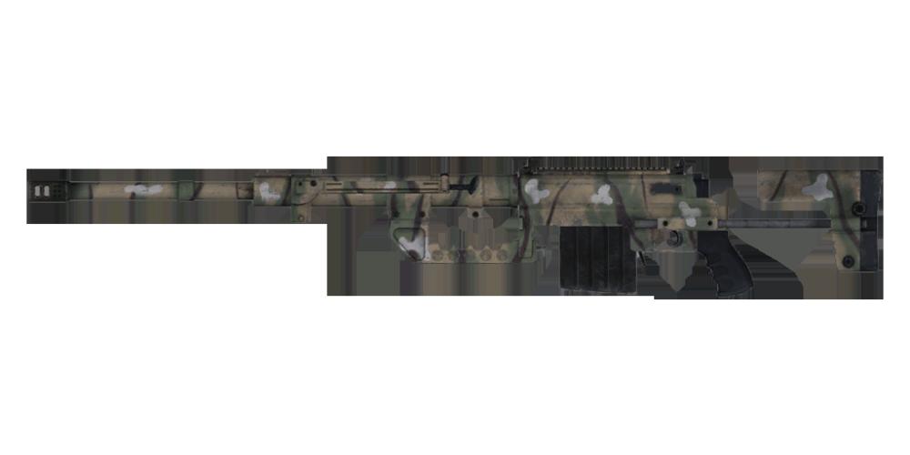 M320 LRR反器材步枪