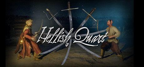 模拟真实剑术战斗:《Hellish Quart》将于近期开启抢先体验