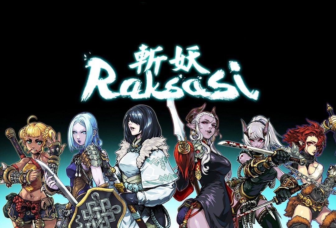 顶视角动作地牢游戏《斩妖Raksasi》11月13日上线 Steam