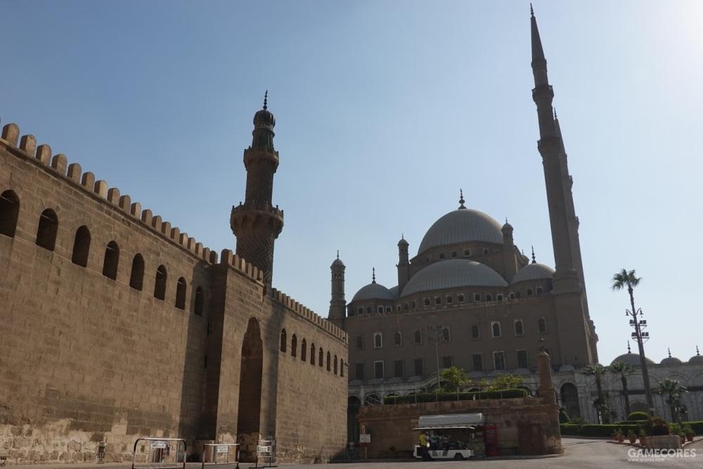两个清真寺