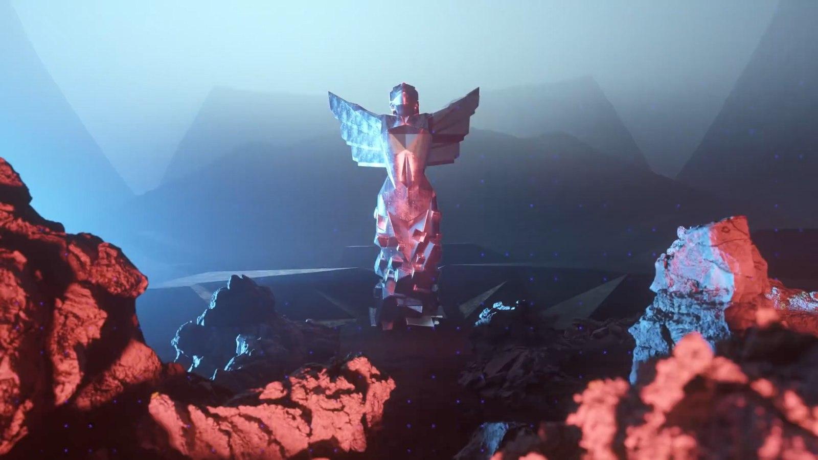 TGA最新Glitch风格宣传片或致敬《死亡搁浅》