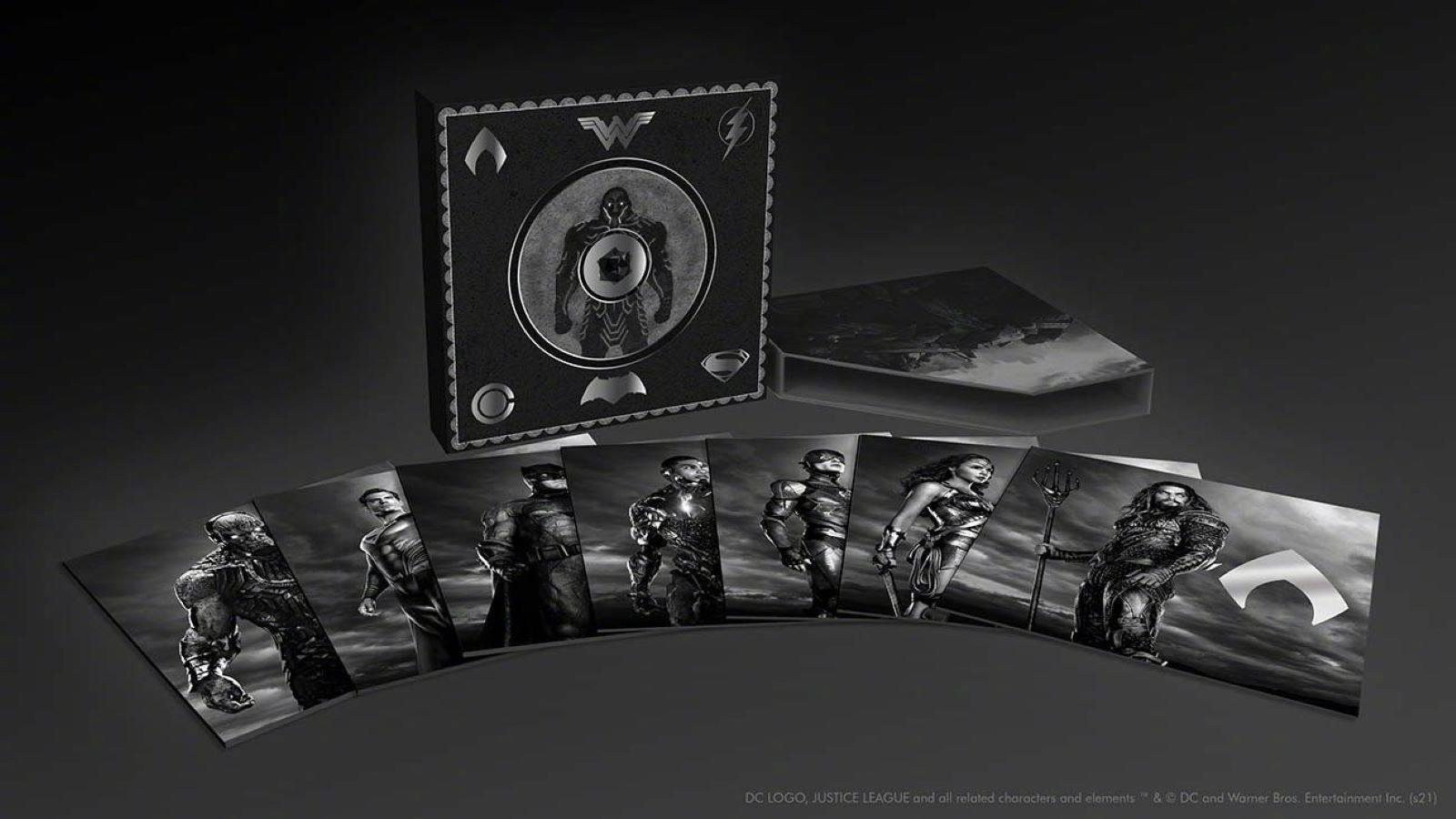 Mondo将发行《扎克·施耐德剪辑版正义联盟》电影原声黑胶套盒