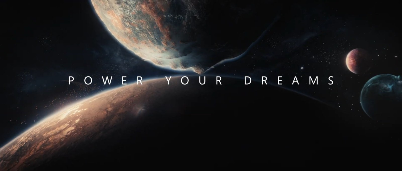 Power Your Dreams,微软公布 Xbox Series X/S 发售预告片