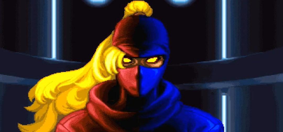 横版忍者卷轴ACT《The Ninja Warriors: Once Again》公开全新预告片,7月25日发售