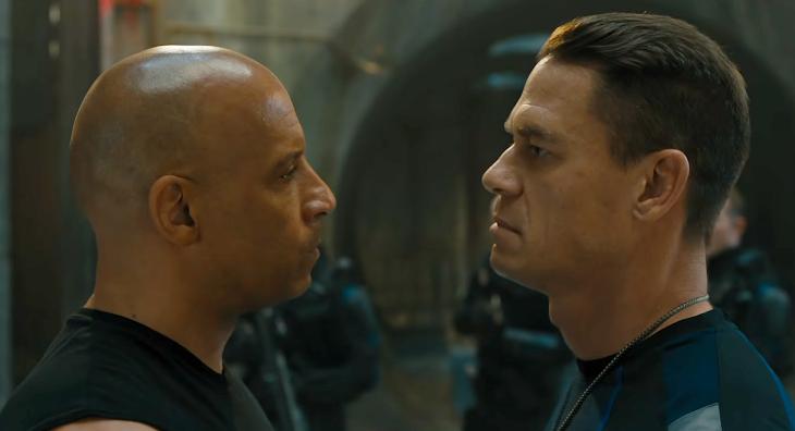 《速度与激情9》放出全新正式预告,内地有望定档