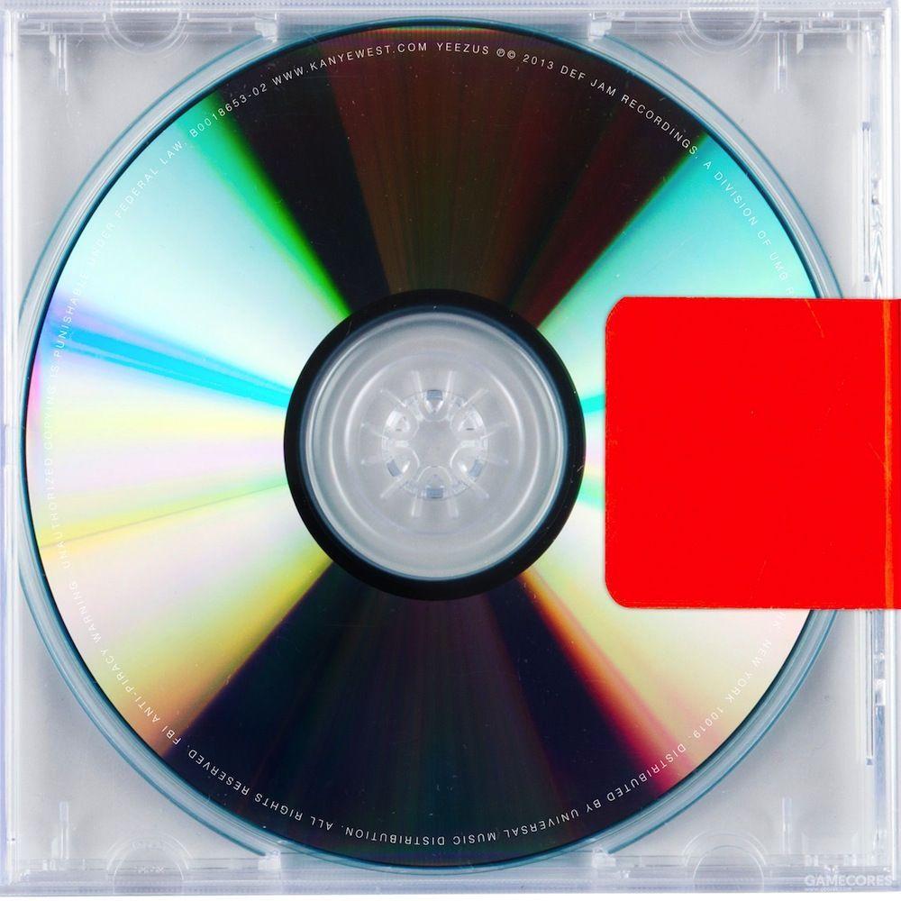 Kanye West -《Yeezus》