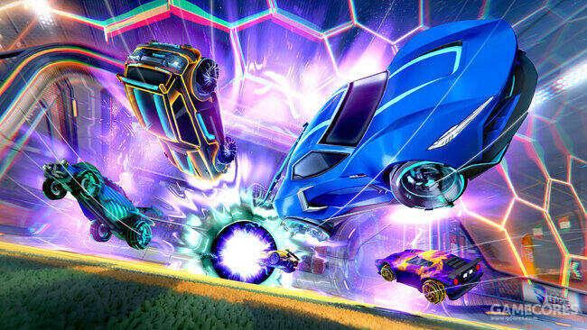 《火箭联盟》将于9月23日登录Epic并转为免费游戏