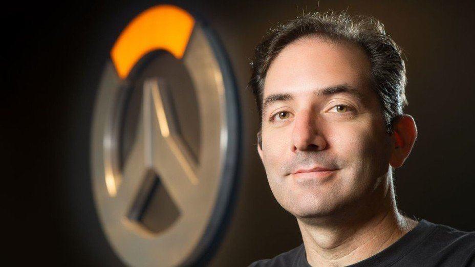《守望先锋》游戏总监Jeff Kaplan宣布离开暴雪娱乐