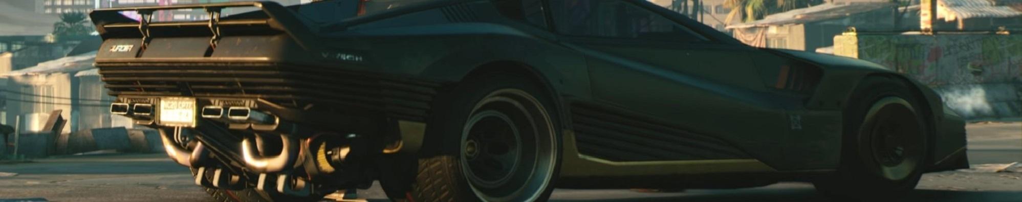 随叫随到:《赛博朋克2077》的载具召回是怎样的机制?