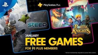《极限巅峰》与《全境封锁》,PS Plus一月会免游戏公开
