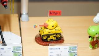 第13届上海新年模型交流赛上,一支由军人和警员组成的团队带来了别样的风采