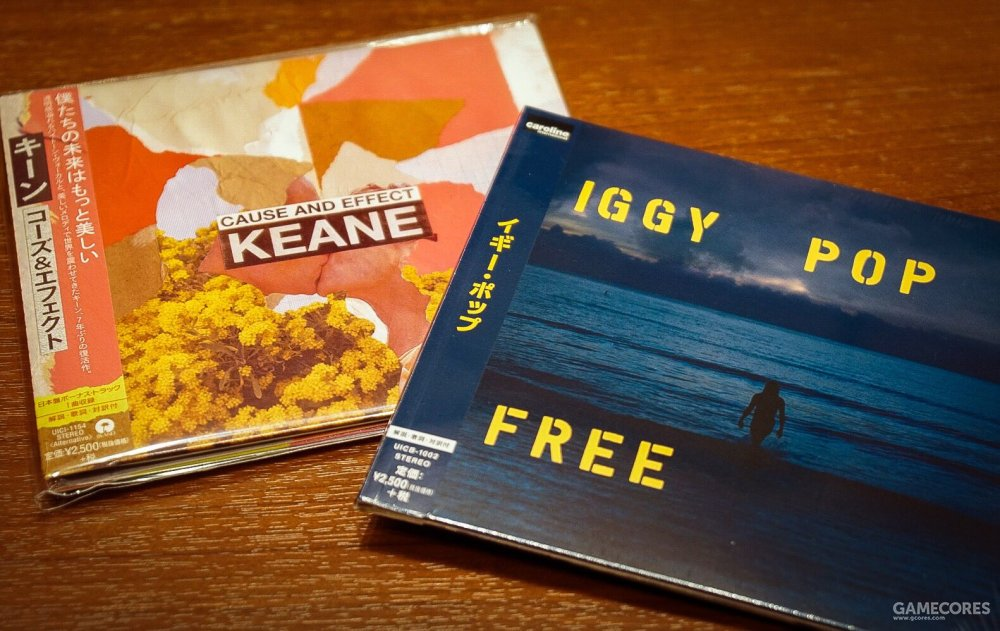 1.Free-Iggy Pop、Cause And Effect-Keane