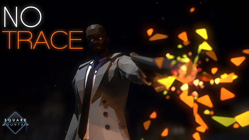 我想在這款遊戲裡放肆地殺一場:《No Trace》