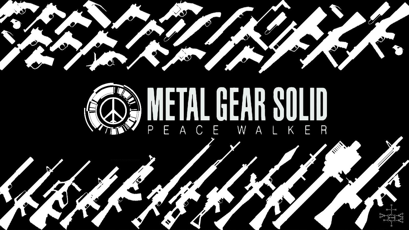 MGS系列輕武器資料大全:MGS PW