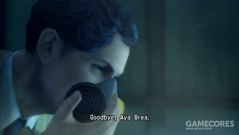 """""""再见,阿雅布雷亚。"""""""