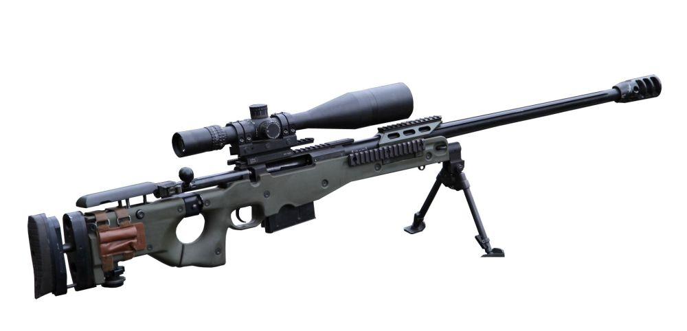 AWM栓动狙击步枪