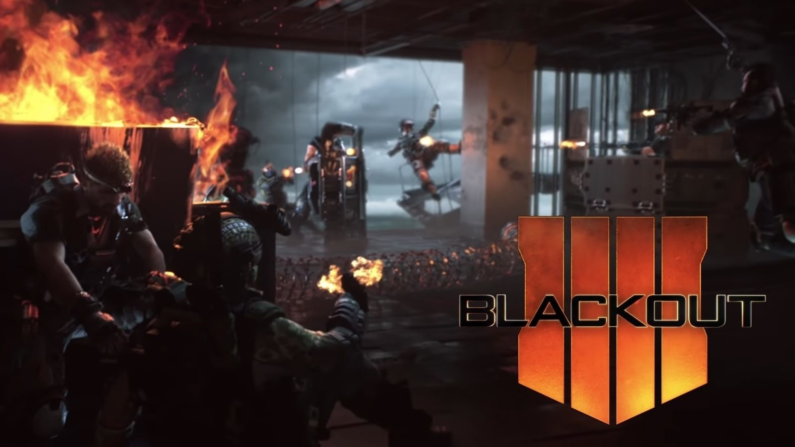 """我一個人,就是一個軍隊!《使命召喚 黑色行動4》""""BlackOut""""模式試玩視頻"""