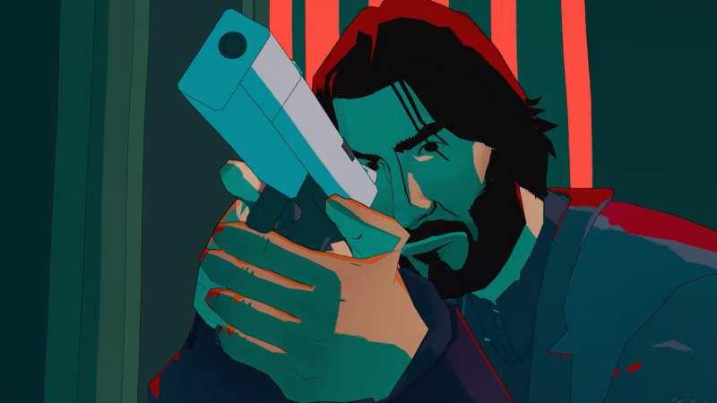 "《John Wick Hex》开发者介绍游戏中的""枪械形"""